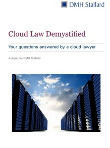 Cloud Law Demystified